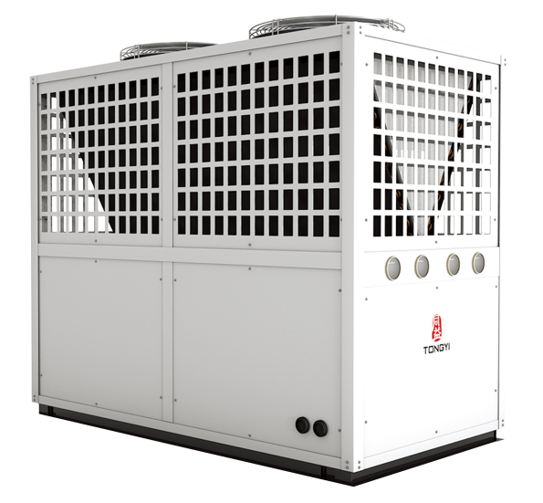 EVI -25DegC 20% Higher Heating Capacity 56KW 60℃ Air to Water Hot Water Heat Pump